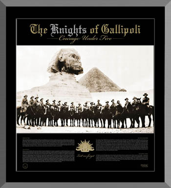 The Knights of Gallipoli